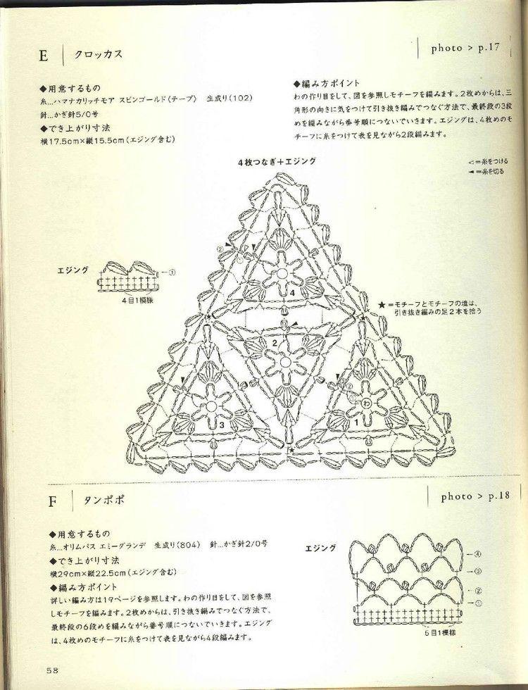 2541437564738108715.jpg (750×980) Crochet motif, Crochet