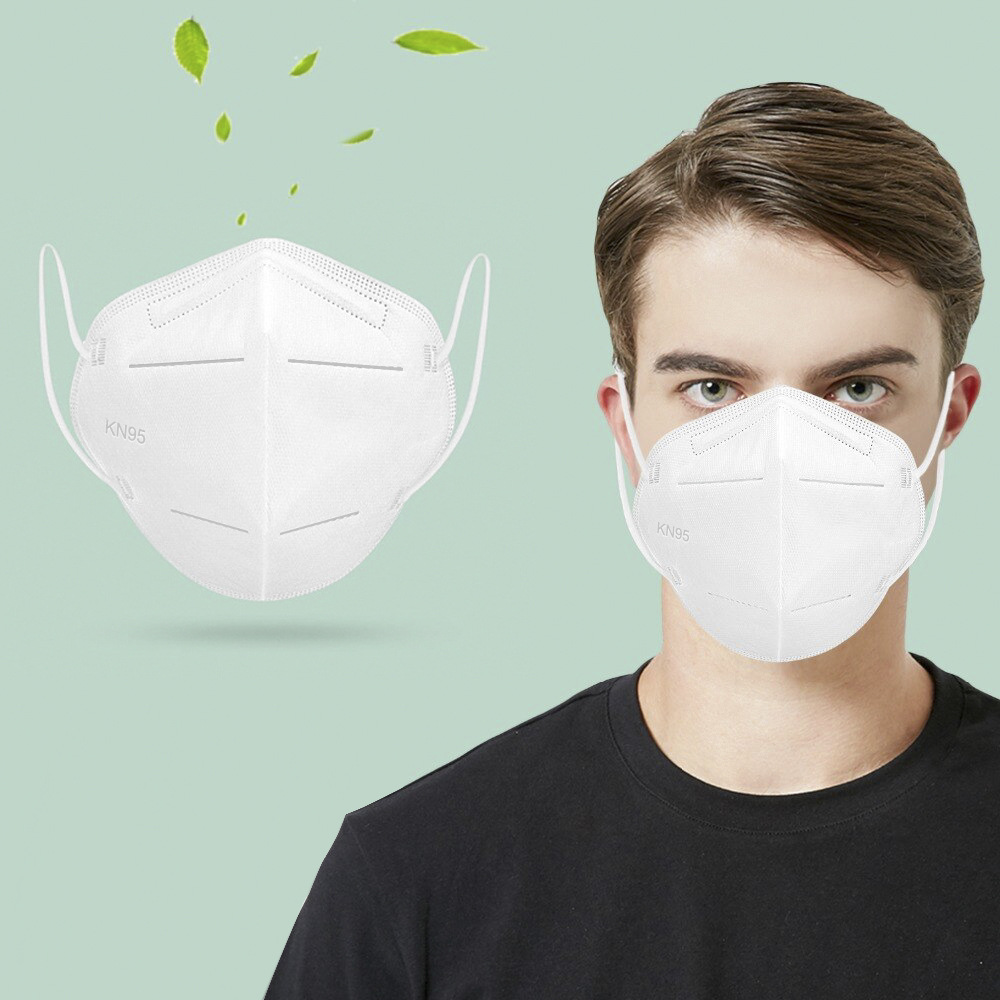 10 pcs KN95 Dustproof Antifog And Breathable Face Masks 3