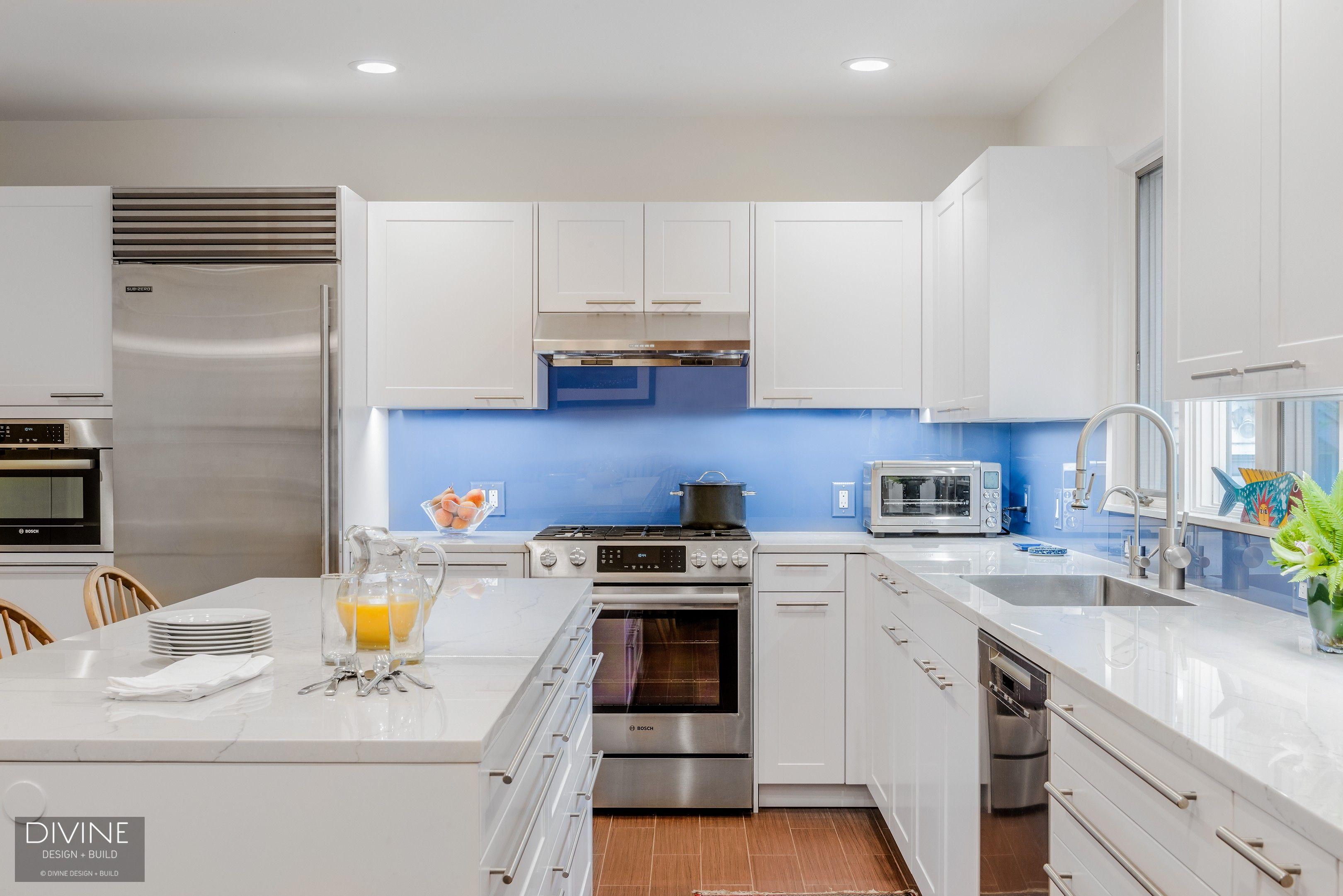 Cambridge Contemporary Modern Leicht Kitchen Kitchen Design