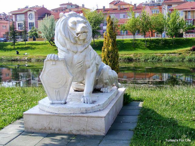 A Photographic Trip Around Kent Park In Eskisehir Turkey
