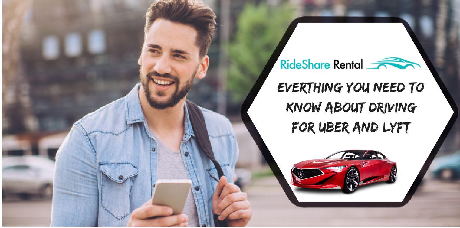 Rent a car and start earning today car rental service