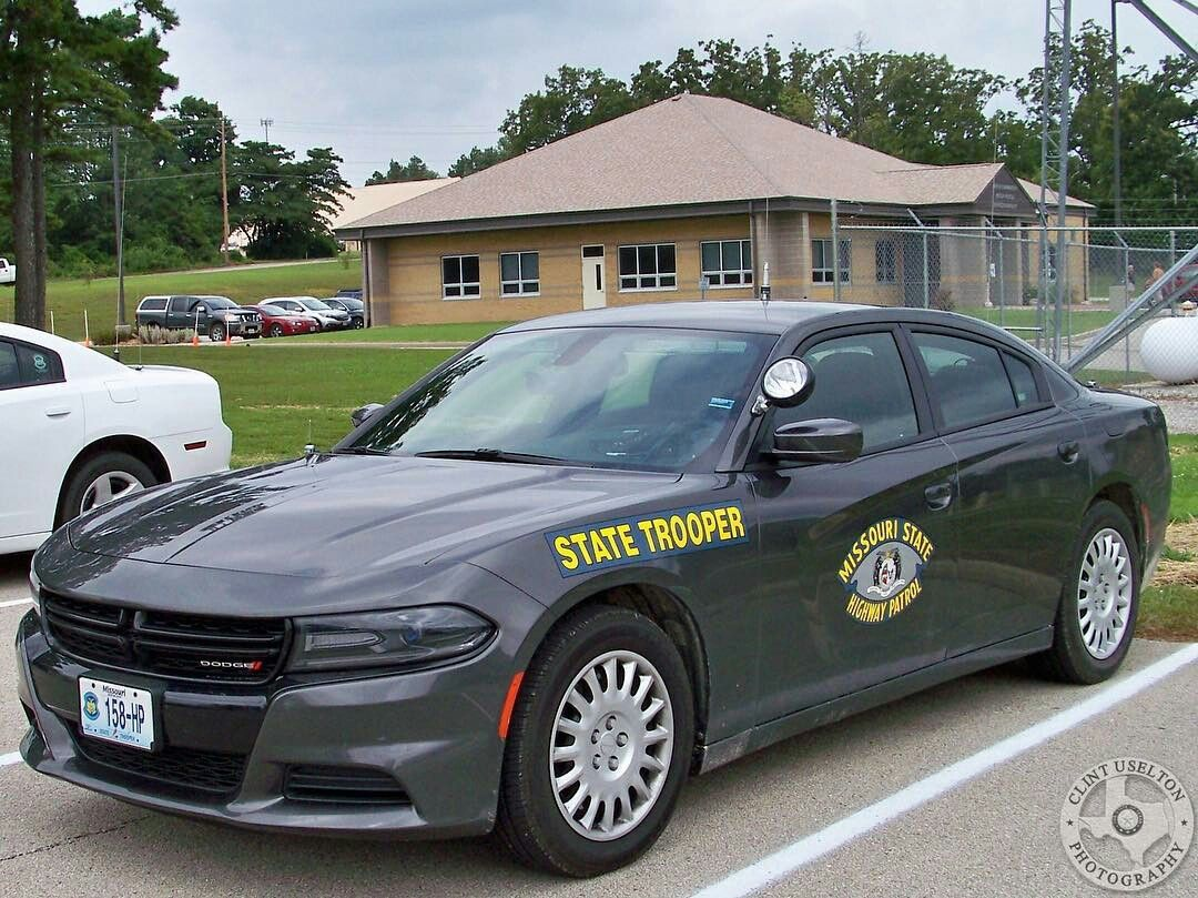 Missouri State Highway Patrol State Trooper # 158 2016 Dodge Charger  Slicktop