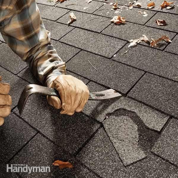 Easy Shingle Repair Roof Repair Siding Repair Home Repair