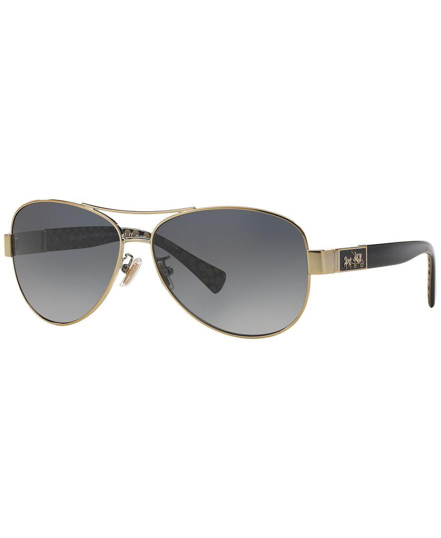 0b1b1f223be Coach Sunglasses Macy s Exclsuive
