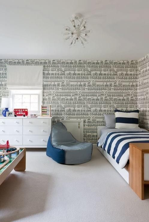 Clad In Aimee Wilder Robo Rail Wallpaper This Beautifully Design