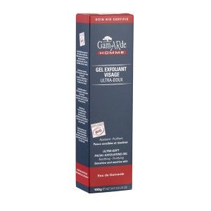 Gel exfoliant visage un produit bio de la marque GAMARDE en vente chez www.mesproduits-sante.com