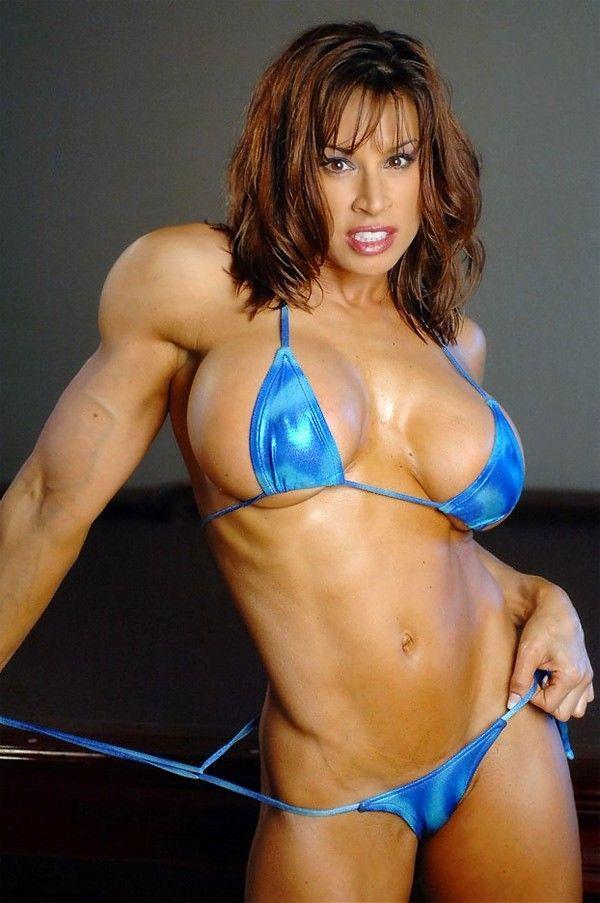 Milf Muscle Women Mature 61