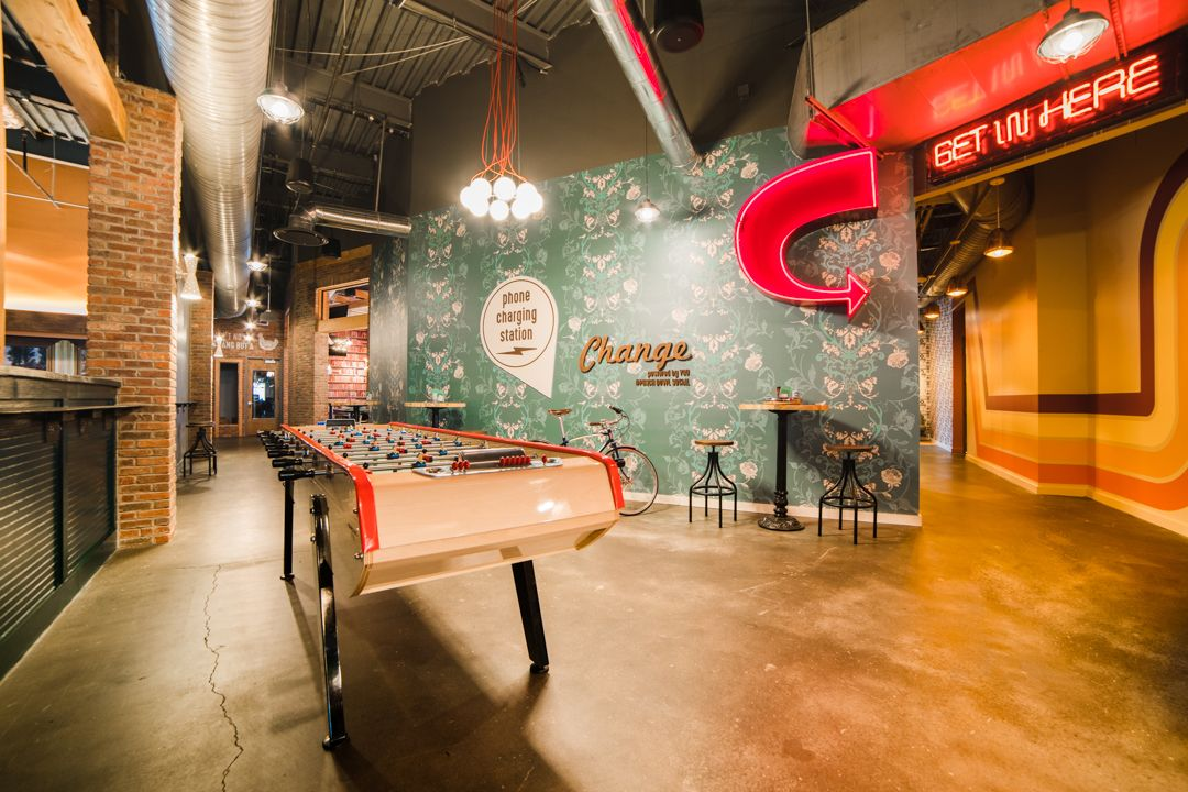5 Atlanta Restaurants Where You Can Have The Most Fun Atlanta Restaurants Cool Restaurant Bowling