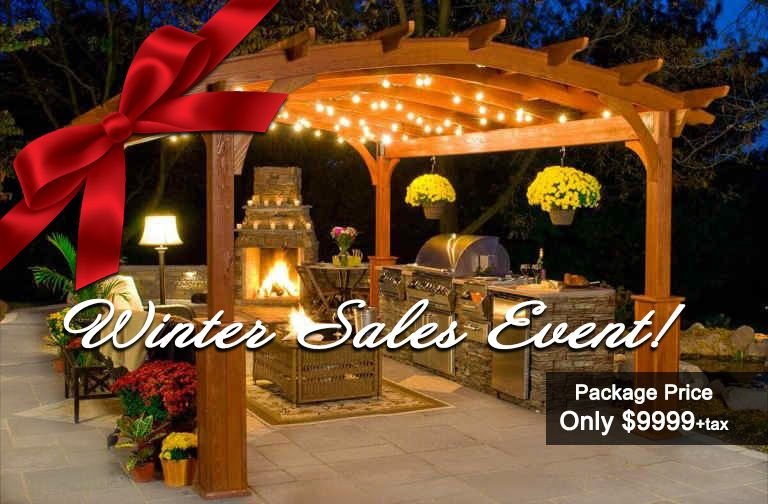 Winter Sales Event! Outdoor Living Package only $9,999 ... on Dfw Complete Outdoor Living id=98709