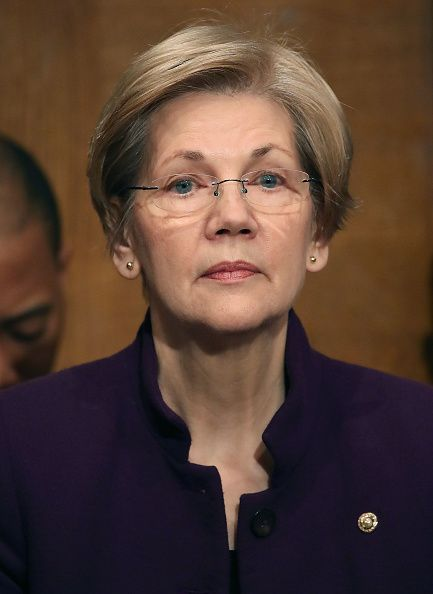 The Senate silenced Elizabeth Warren on Tuesday night, and many celebrities are now reacting on Twitter to the controversy. See stars' reactions below. Warren, a Massachusetts Democrat, was shut down by Republican senators while opposing the nomination of Jeff Sessions for attorney general. She read a letter written 30 years ago by Coretta Scott King, Martin Luther King Jr.'s widow, that criticized Sessions' civil rights record. But Senate Majority Leader Mitch McConnell objected and argued…