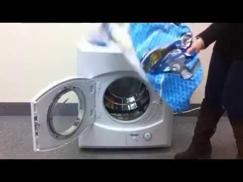 Best Small Micro Mini Electric Clothes Dryer Apartment Size Heavy Duty  Portable   YouTube
