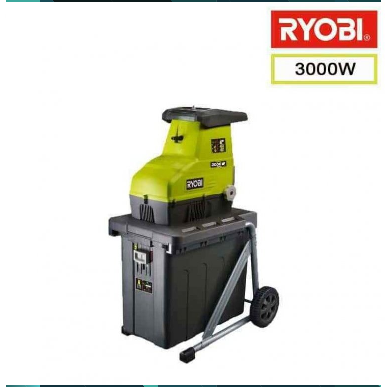 Hacksler Gartenhacksler Elektrische Ryobi 3000w Rsh3045u 5133004335 In 2020 Ryobi Diy Garden Projects Garden Ideas Cheap