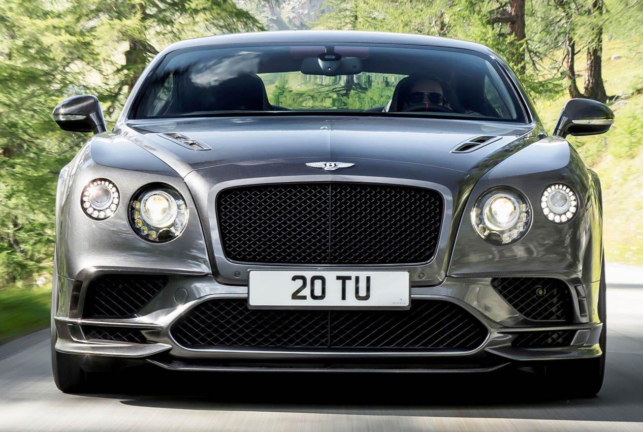 بنتلي كونتينانتال سوبر سبورت أقوى وأرقى سيارات الغران توريسمو في العالم موقع ويلز Bentley Continental Bentley Bmw