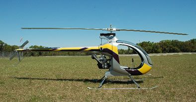 DIY: Build your own helicopter. I'm sure it's perfectly safe ;-)