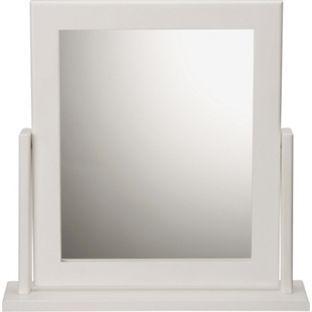 Buy Argos Home Square Dressing Table Mirror White Mirrors Dressing Table Mirror Dressing Table Mirror White White Mirror