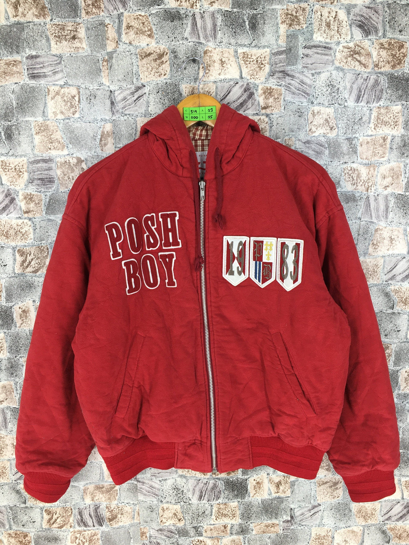 Clothing Jacket Warmerjacketred Menbomberjacket Poshboyjacket Coldweatherjacket Mensbomberjacket Sportswearbomb Hoodie Jacket Zipper Bomber Hoodie Coat