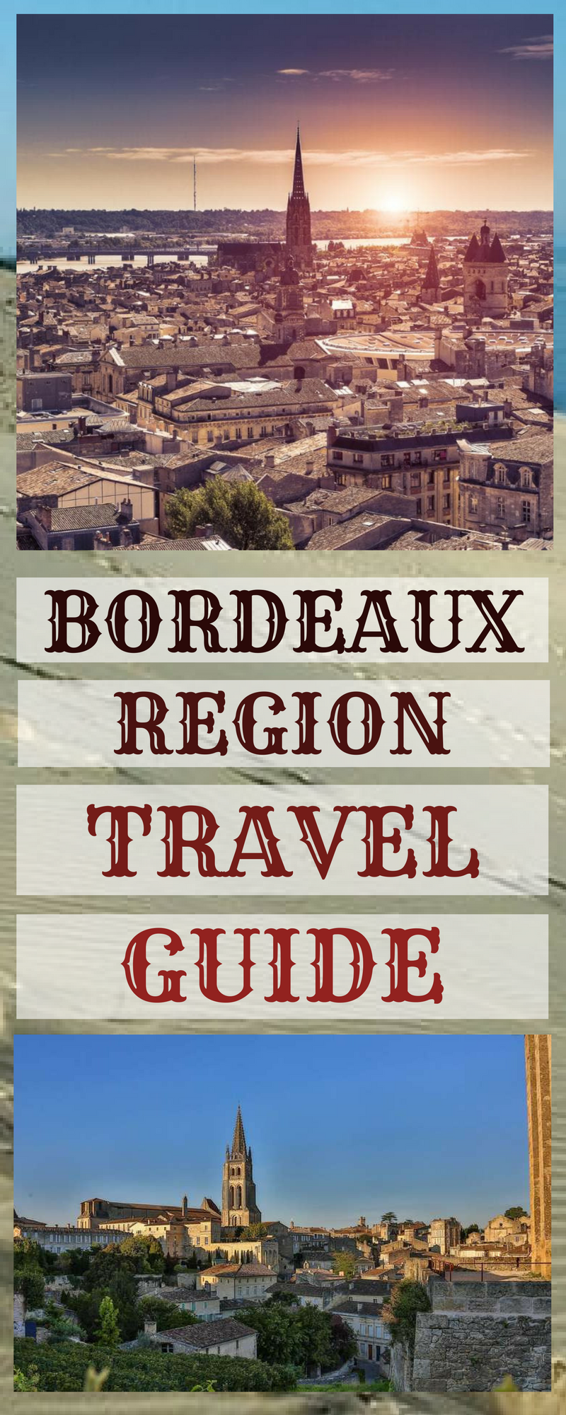 bordeaux region france