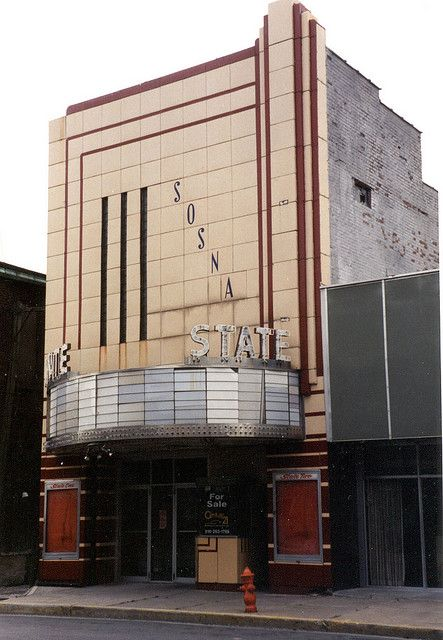MO-Moberly - State Theater, closed by plasticfootball, via Flickr | Things I love | Pinterest ...