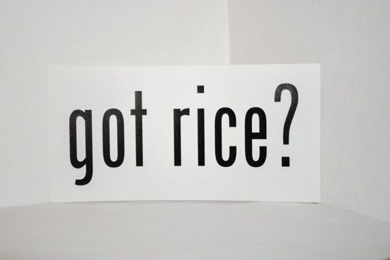 Got rice precision die cut vinyl car window decal by weirdlyitsme 3 25