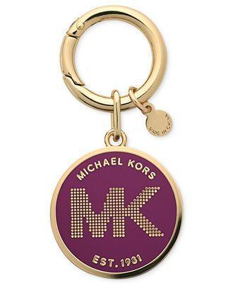 michael michael kors keychain fashion accessories pinterest rh pinterest com