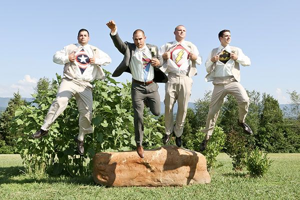 50 Amazing SuperheroThemed Wedding Ideas Wedding planning