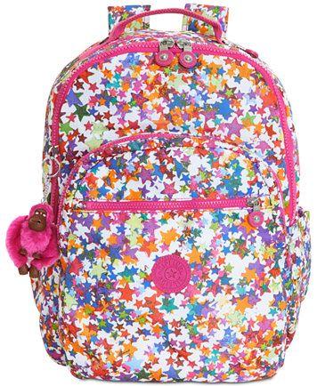 2a135ccbb Kipling Seoul Backpack | macys.com | Mochilas 2018 em 2019 | mochila ...
