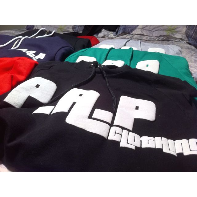 P.A.P. Clothing Hoodies