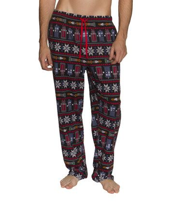 Brand: Underboss. These are Doctor Who themed fair isle pajama ...