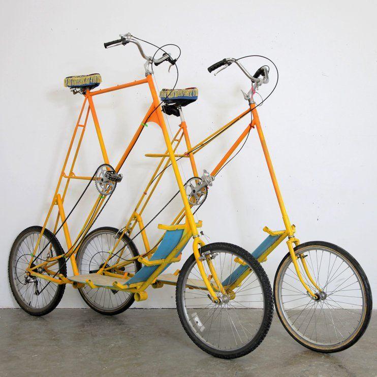 Touring Tall Bike Bike Touring Bike Trike Bicycle