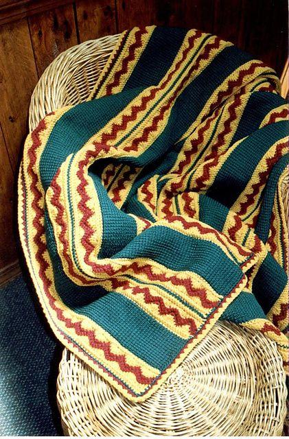Ravelry Zig Zag Afghan Pattern By Linda Suzanne Taylor Crochet