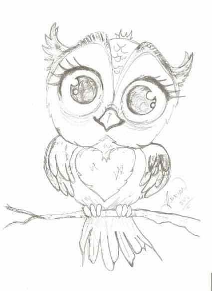 Cute Creative Art Pencil Sketches