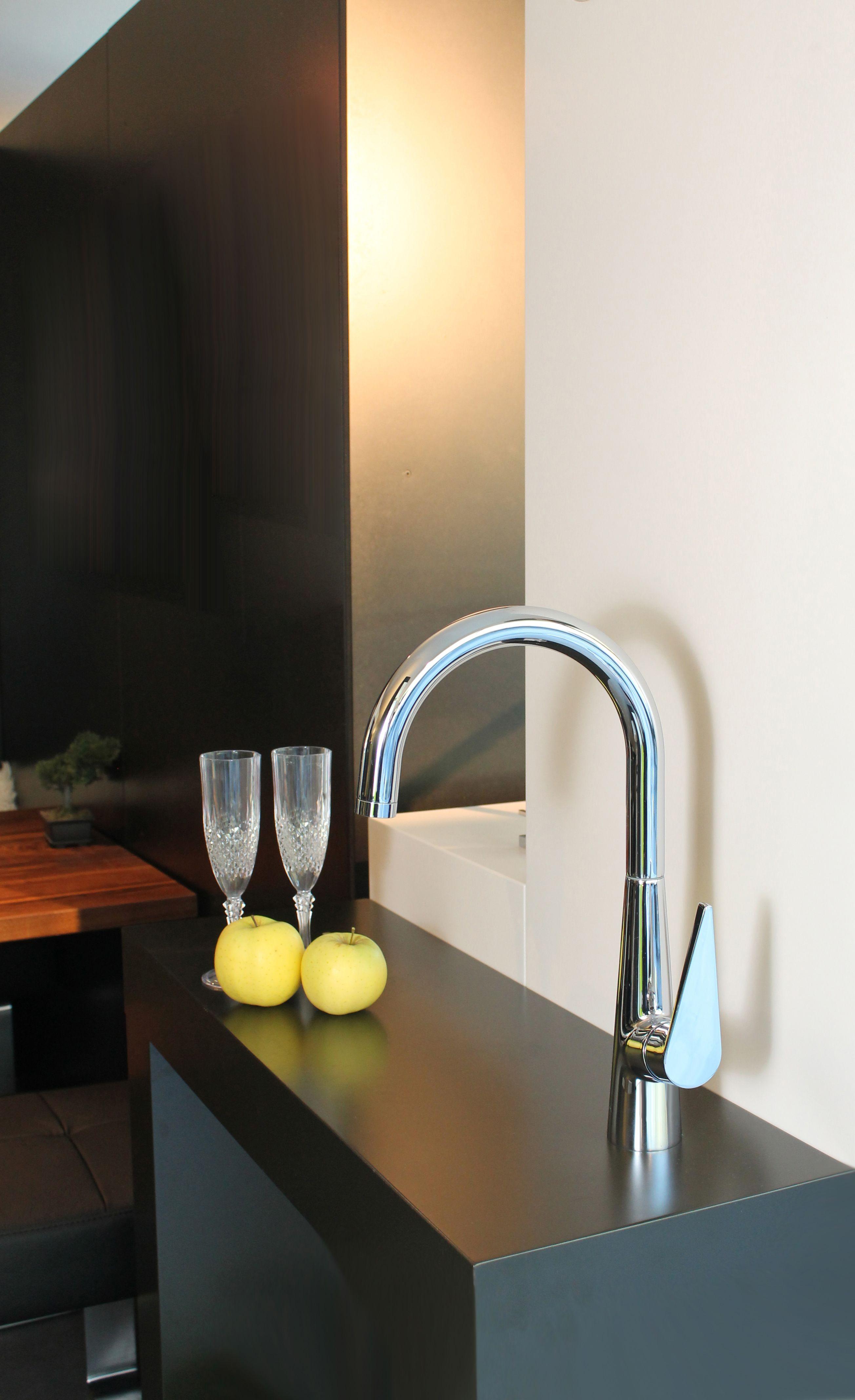 die neue Hansgrohe Talis S Küchenarmatur | Küchenarmaturen | Pinterest