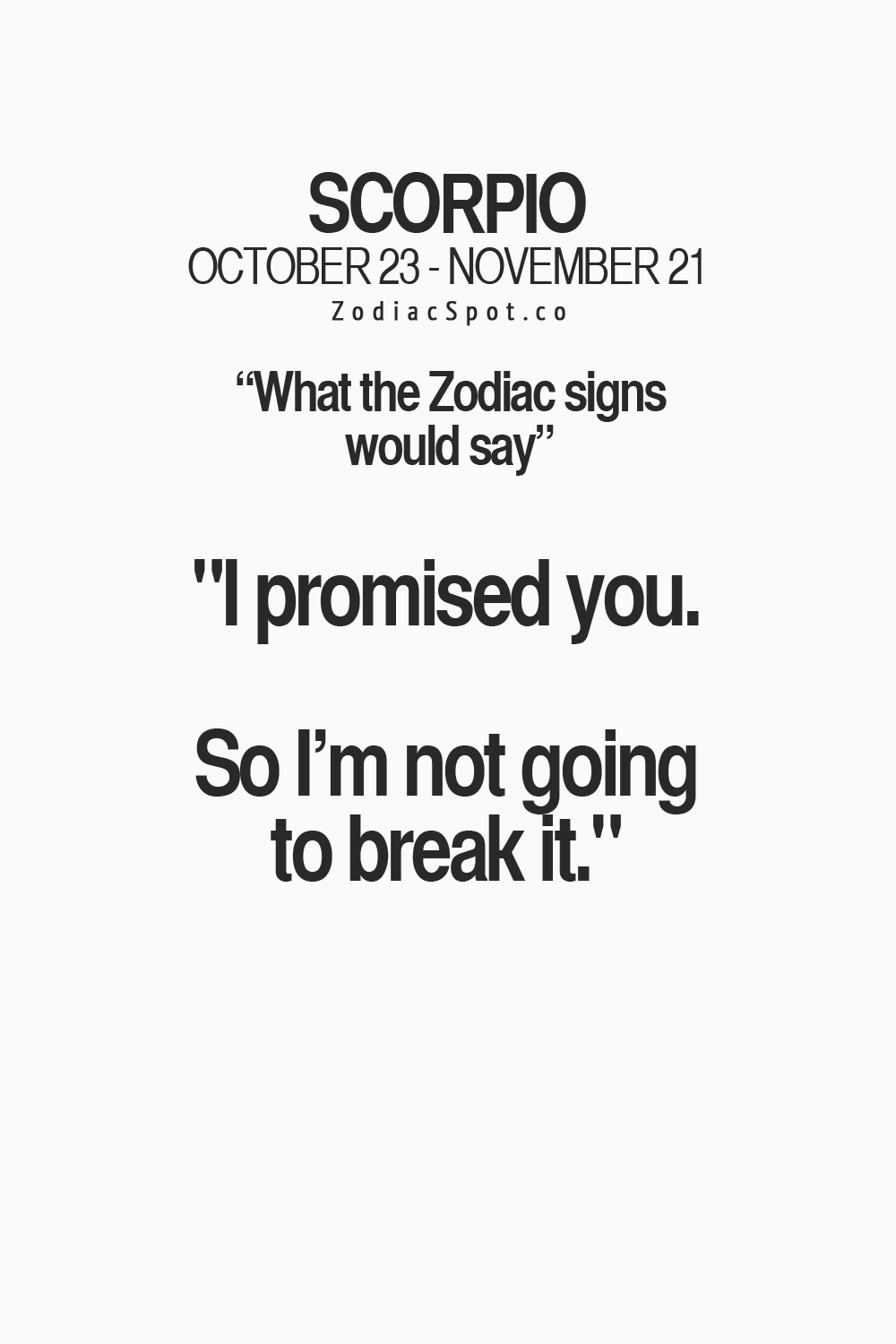 Zodiacspot What Would Your Zodiac Sign Would Say Find Out Here