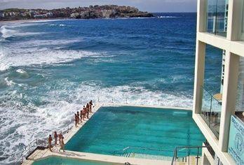 freezing but I would still swim here!
