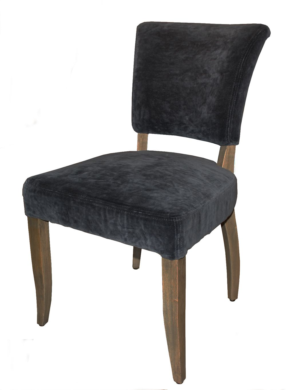 Astonishing Bonneville Dining Chair In Vintage Graphite Interiors Ii Pabps2019 Chair Design Images Pabps2019Com
