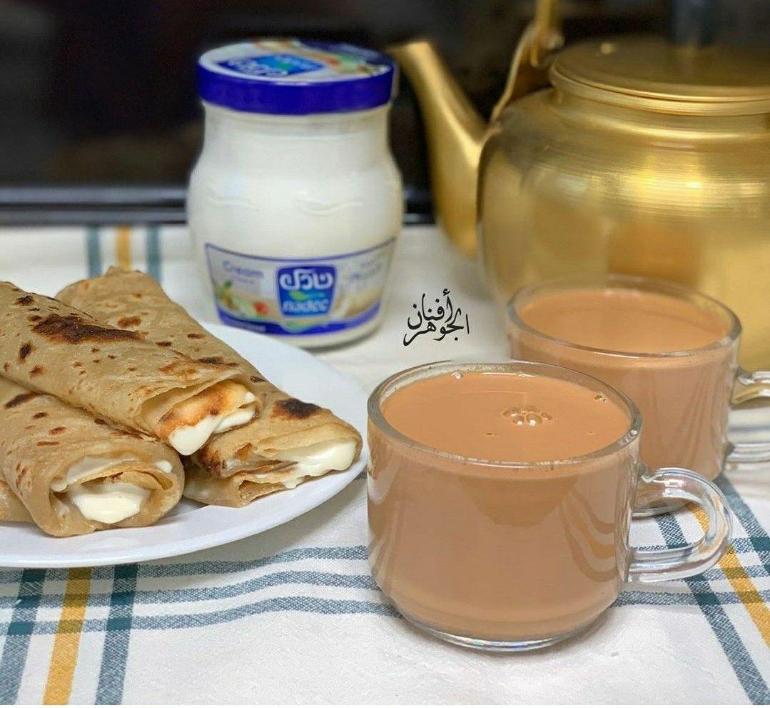 شاهي كرك على طريقة الشيف افنان الجوهر Milk Tea Cooking Recipes Recipes Cooking