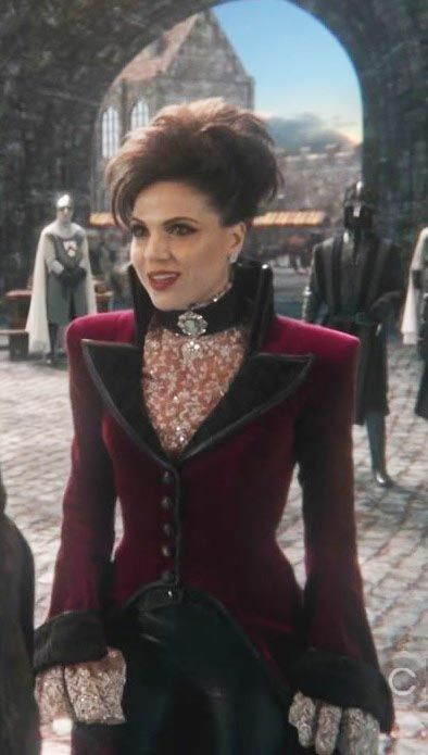 Once Upon A Time Cosplay Regina Mills Evil Queen Costume Best  You Halloween HH