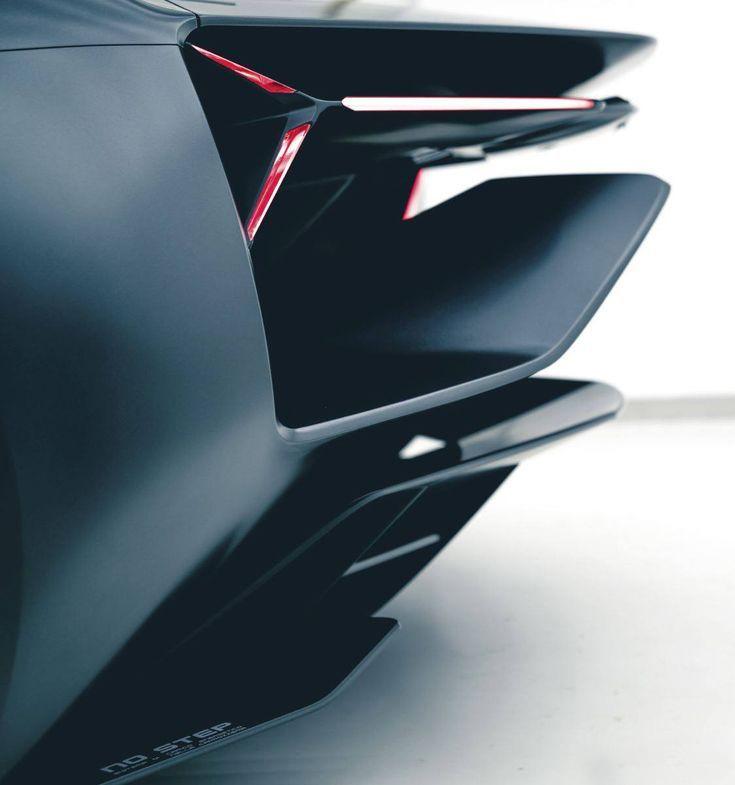 Concept Car Design, Headlamp Design, Automotive