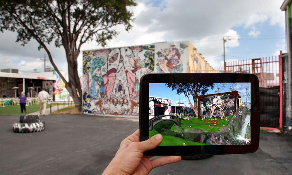 Projetos de realidade aumentada repensam espaços públicos ...