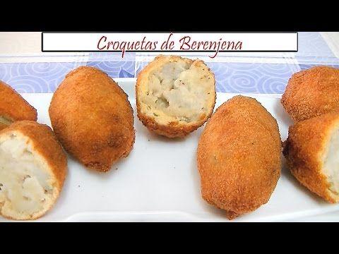 Croquetas de Arroz y Atún | Receta de Cocina en Familia - YouTube