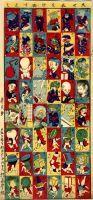 Database of Folklore Illustrations: Tsukumogami