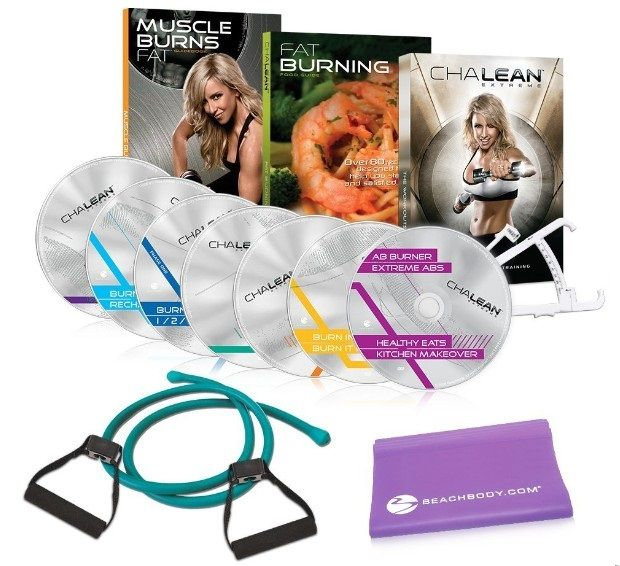 ChaLEAN Extreme DVD Workout | Workout dvd Chalean extreme ...