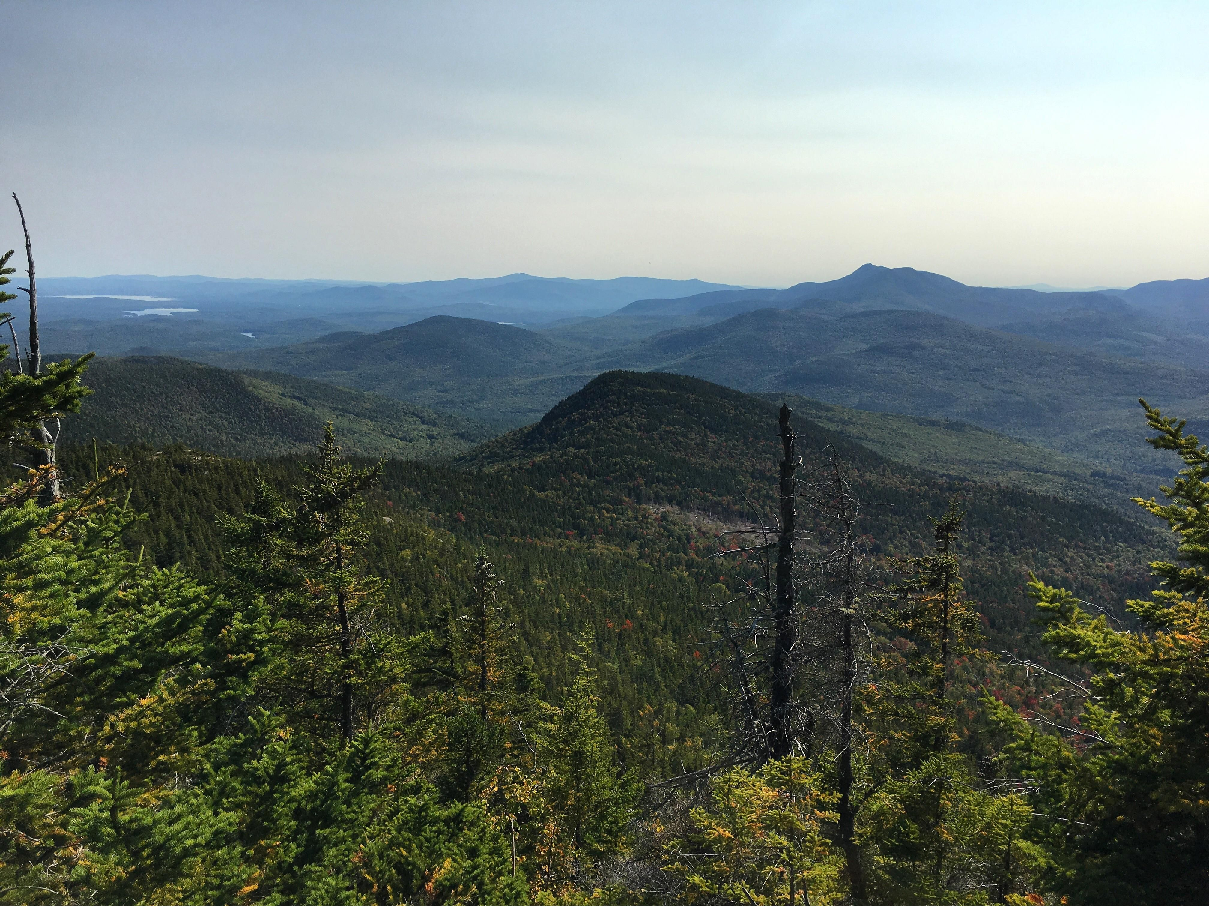 North Moat Mountain New Hampshire September #hiking # ...