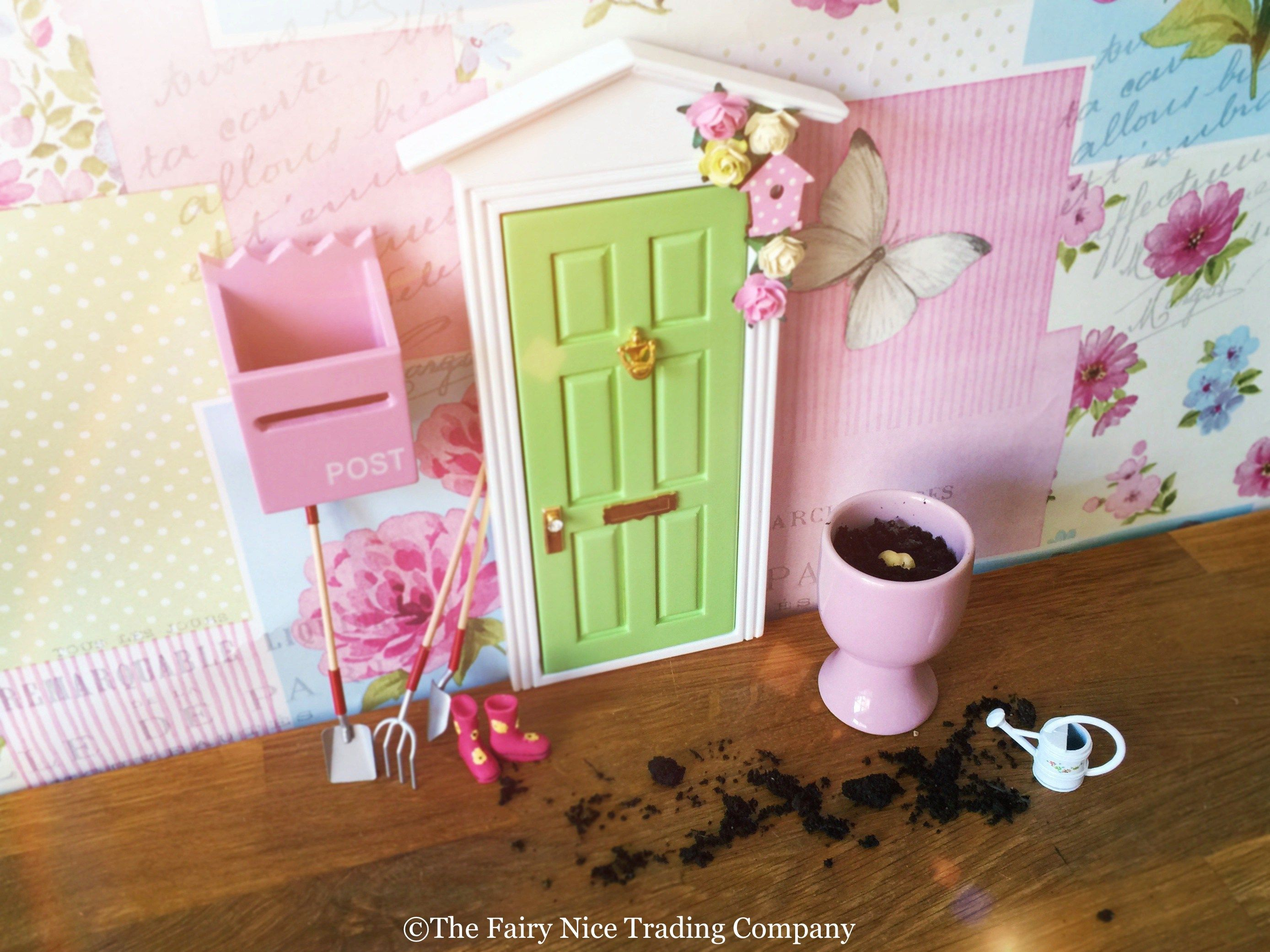 Plant A Magic Seed Outside Your Fairy Door The Nice Trading Co