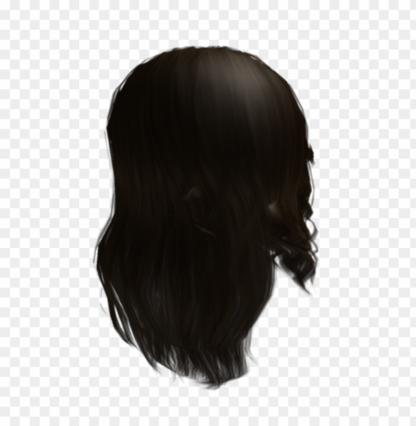 Free Roblox Hair Png Image With Transparent Background Png Free Png Images In 2020 Hair Png Roblox Hair