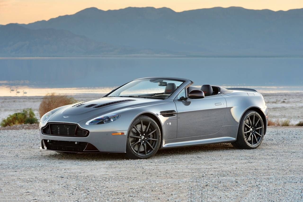 Lease A Aston Martin V Vantage S With Premier Financial - Lease aston martin vantage