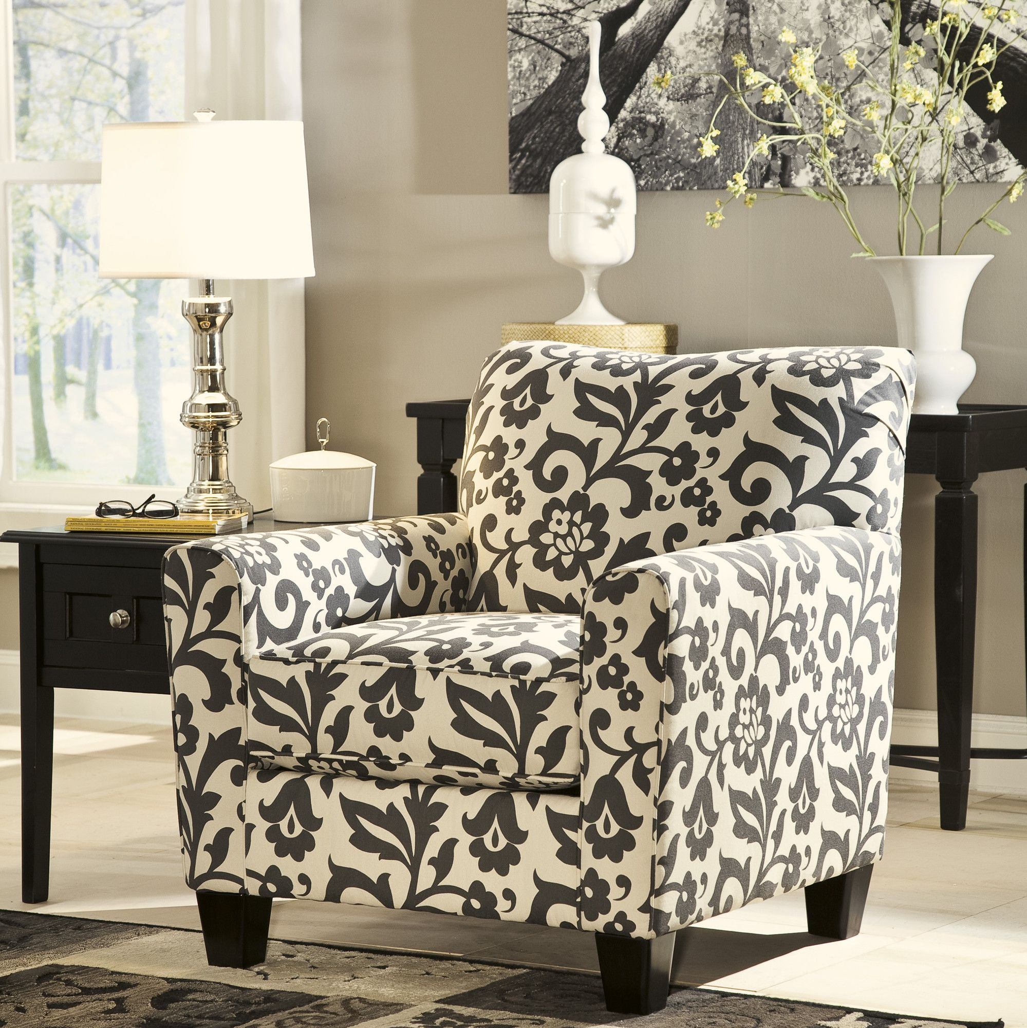 Signature Design By Ashley Hobson Accent Chair U0026 Reviews | Wayfair.  Furniture ...