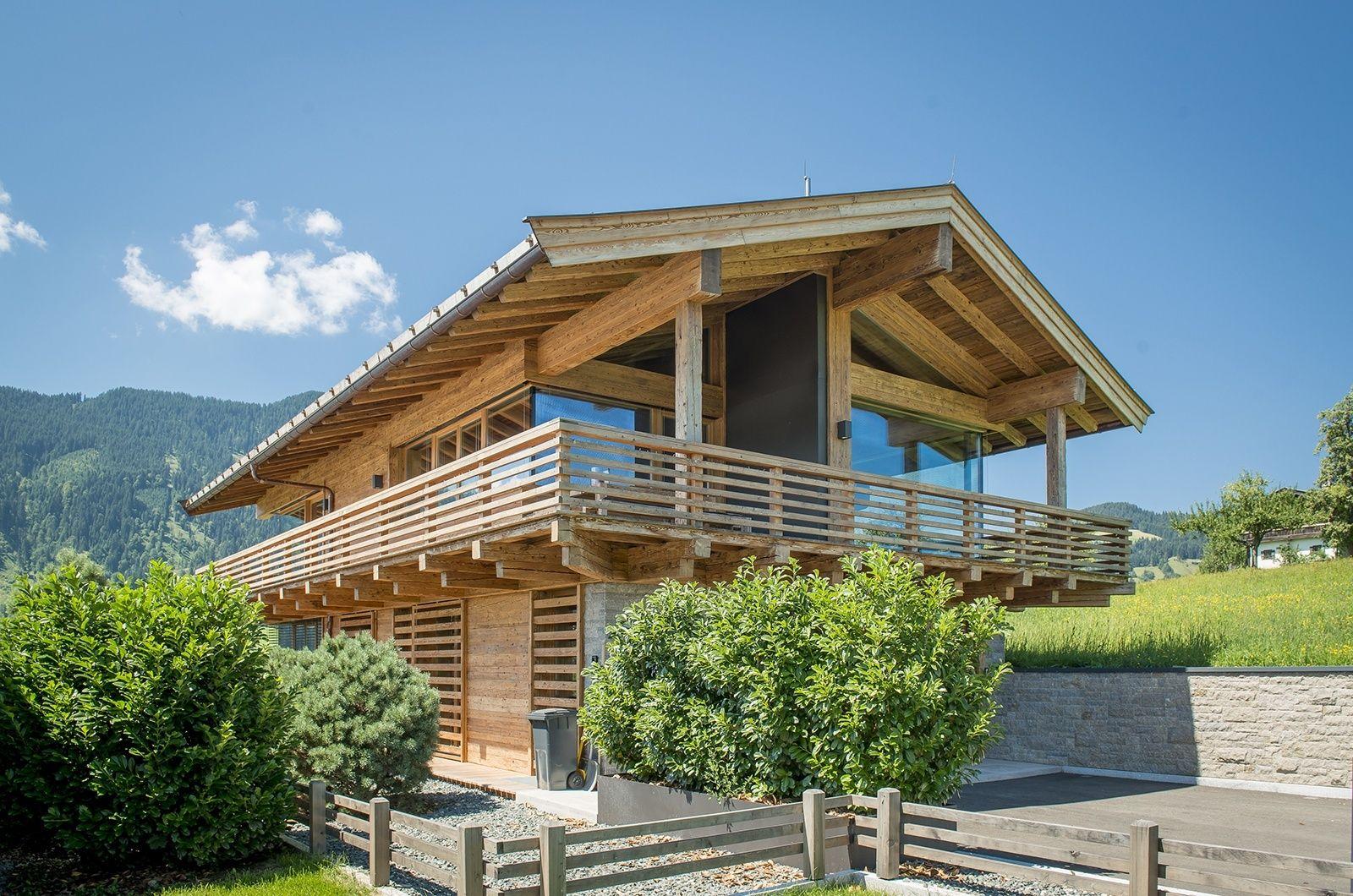 Designer chalet the twins alpinhaus pinterest for Baustile einfamilienhaus