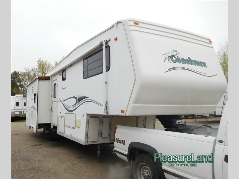 2000 Coachmen Prospera 365IKS for sale - St  Cloud, MN | RVT com