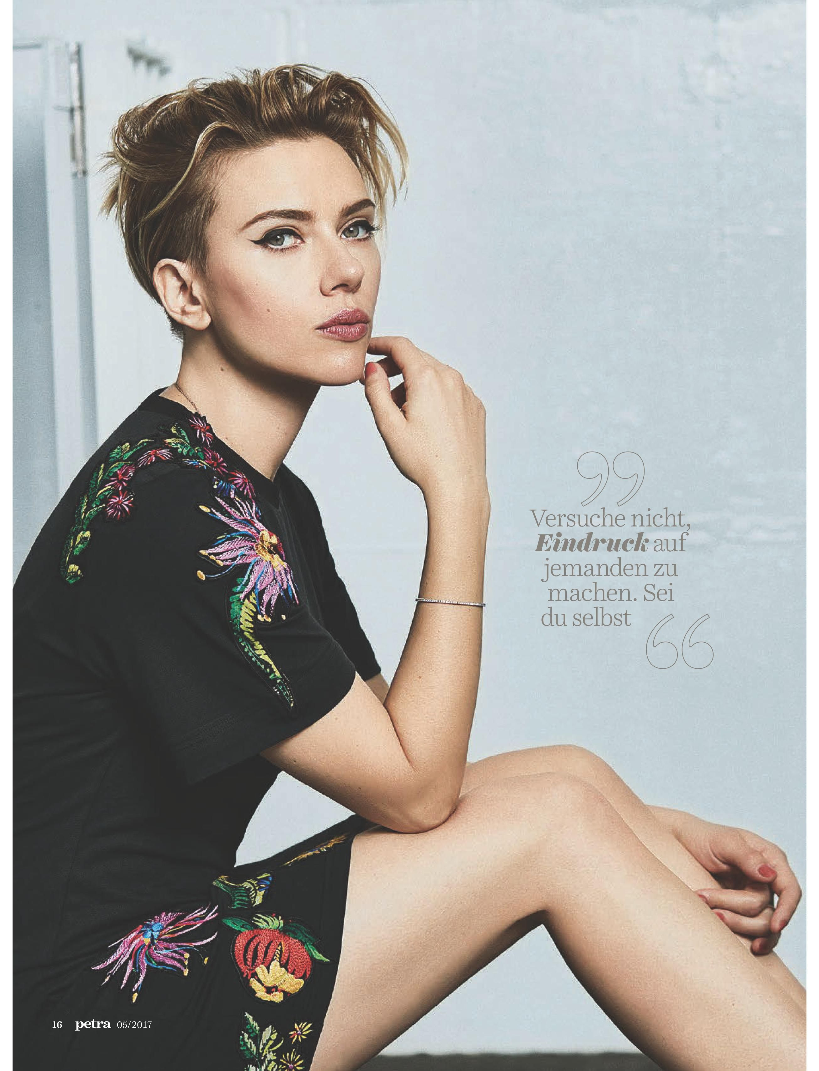Watch News: Scarlett Johanssons Body Talk Easy HolidayUpdos video